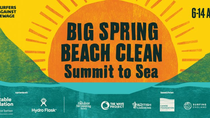 Big Spring Beach Clean 2019