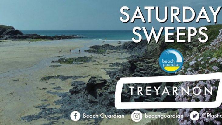 Beach Guardian Treyarnon Bay, Padstow, UK