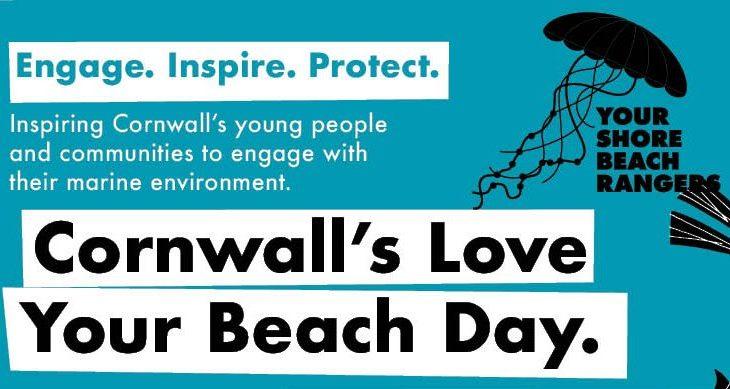 Beach Guardian Love Your Beach Day Beach Clean Harlyn Bay, Padstow